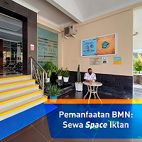 KPKNL Bandar Lampung Manfaatkan Space Ruangan untuk Hasilkan PNBP