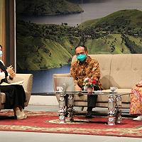 Kanwil DJKN Sumut Kenalkan Program Keringanan Utang melalui Dialog Interaktif TVRI