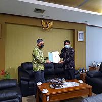 Terima Aset eks BDL, Sekretaris Utama BPS: Akan Kami Gunakan sebagai Kantor di Labuhanbatu