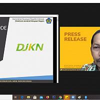 Adakan Press Conference, Kanwil DJKN RSK Ajak Wartawan Sebarluaskan Program Keringanan Utang