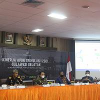 "Press Conference ""APBN Angin Mammiri"", Kemenkeu Sulsel Publikasikan Kinerja APBN Triwulan I /2021"
