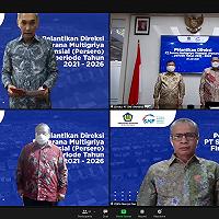 Kinerja Moncer, Dirjen KN Lantik Kembali Direksi PT SMF