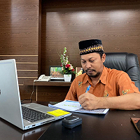 Melalui Media Meeting, Kanwil DJKN RSK Sampaikan Kontribusi Pengelolaan Kekayaan Negara