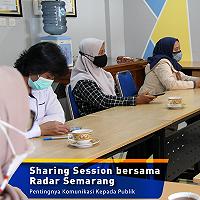 Jalin Hubungan Media, Radar Semarang Ajak KPKNL Semarang Selalu Berkomunikasi kepada Publik