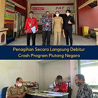 KPKNL Singkawang Bersinergi dengan Universitas Tanjungpura Sampaikan Crash Program Keringanan Utang