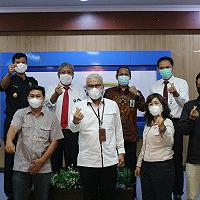 Media Meeting Triwulan III 2021, Kakanwil DJKN RSK Ajak Media Sosialisasikan Lelang Indonesia