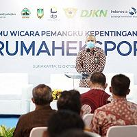 Rumah Ekspor, Sebuah Momentum untuk Akselerasi Ekspor Produk Indonesia