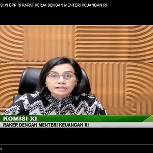 Pemerintah Tambah Modal Awal LPI Sebesar Rp15 T di 2021